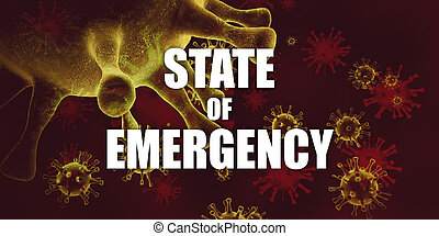 State of Emergency and Crisis Management Restrictions in ...