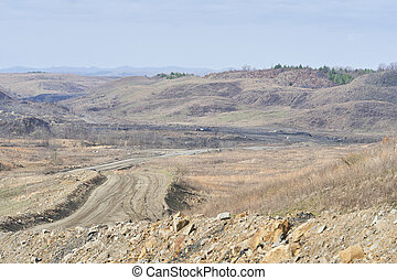 open pit mining - State of Kentucky open pit mining