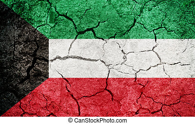 State of Kuwait flag