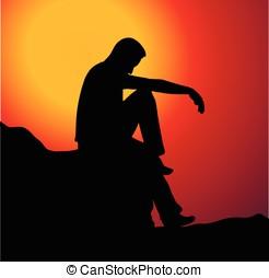 State of mind Sadness