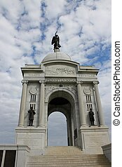 pennsylvania memorial monument