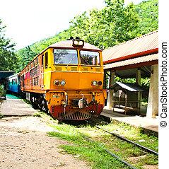 State Railway of Thailand.