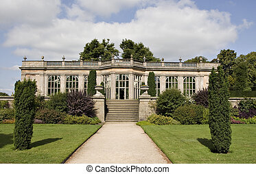 Stately home - A beautiful statley home surrounded by...