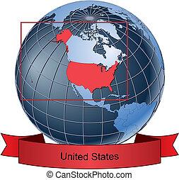 staten, verenigd