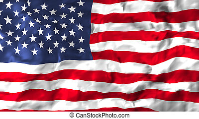 stati uniti, america, bandiera