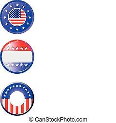 stati, unito, giorno, indipendenza