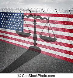 stati, unito, immigrazione, legge