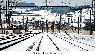 station, ferroviaire