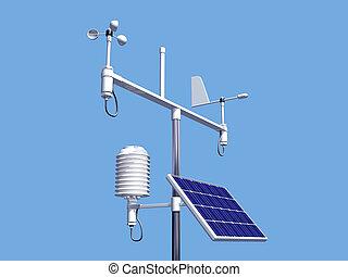 station météorologique