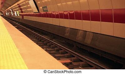 station, métro