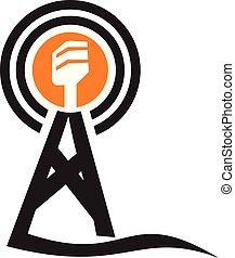 station, radio