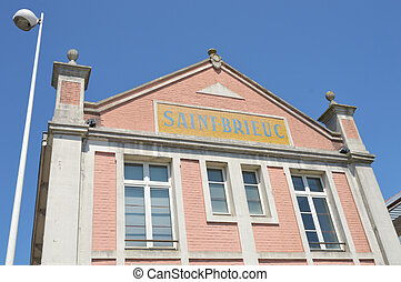 Station Saint Brieuc - Former railway station - Gare des...