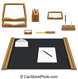 stationery office vector