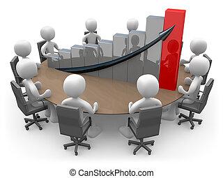 statistica, riunione