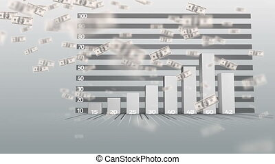 Statistical data processing against American dollars ...
