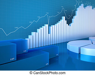 Statistics charts - Graphs, charts, statistics and reporting...
