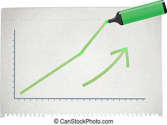 Statistics graphic