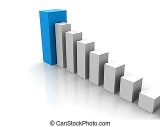 statistik, geschaeftswelt