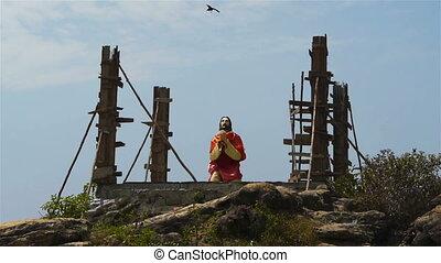 statua, jezus