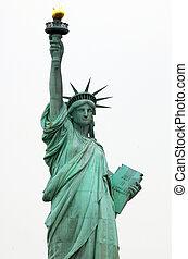 statua, swoboda