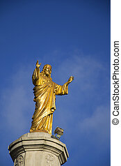 statue., イエス・キリスト