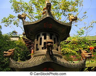 statue china - china