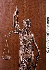 statue, droit & loi, concept, justice