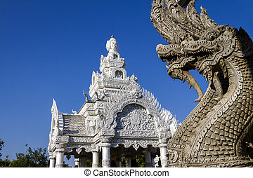 dragon and achitecture