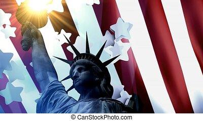 Statue liberty