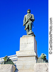 Statue of Admiral Farragut, Washington DC