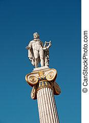 Statue of Apollo in Athens