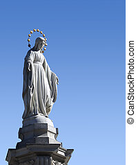 Statue of Blessed Virgin Mary