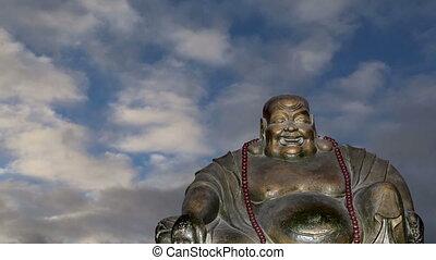 Statue of Buddha-- Beihai Park