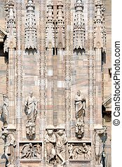 Cathedral Duomo, Milan, Italy