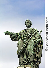Statue of Francis II