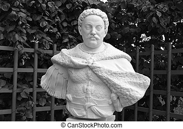 Statue of John Sobieski.