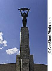 Statue of Liberty, Budapest, Hungary