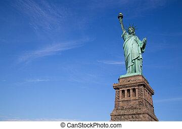 statue of liberty, ciudad nueva york