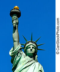 Statue of Liberty - New York City -
