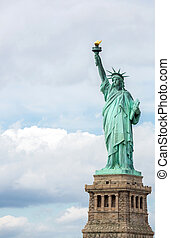 Statue of Liberty - The Statue of Liberty in New York City