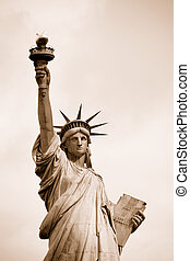Statue of Liberty - American symbol - Statue of Liberty. New...