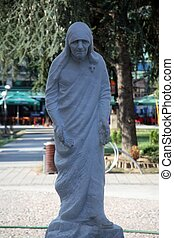 Statue of Mother Teresa, Skopje