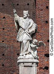 Statue of St John of Nepomuk