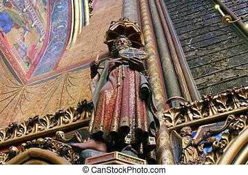Statue of the Apostle
