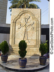 Statue of the Cross of Christ