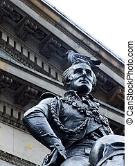 Statue of the Duke of Wellington, Glasgow Gallery of Modern...