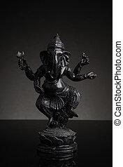 Statue of the Hindu God Ganesha