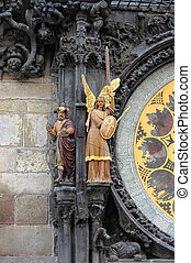Statues of Prague Astronomical Clock