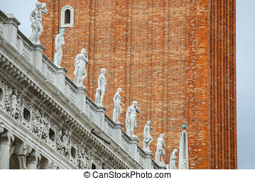 National Library of Saint Mark in Venice