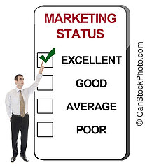status, marketing